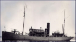HMCS Theipval, a turn-of-the-century battle-class trawler, struck ground while patrolling the broken group of islands near Ucluelet and slipped beneath the waves 87 years ago. (Courtesy MARPAC)