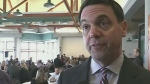Hudak talks about hot real estate
