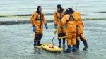 Lethbridge - ice rescue training