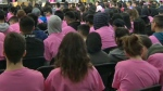 Calgary - Pink Shirt Day