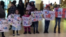 According to Operation Ezra, of the 1,200 refugees set to arrive in Canada, about 200 will come to Winnipeg. (Sarah Plowman/CTV Winnipeg)