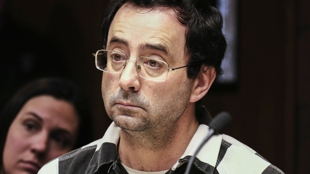 Former Team USA gymnastics doctor faces 3 dozen new sexual abuse charges