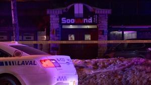 The shooting happened inside Soouund nightclub (CTV Montreal / Cosmo Santamaria)
