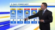 Calgary forecast for Feb. 23, 2017