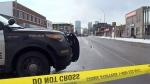 Calgary body, death
