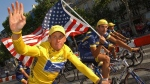 Lance Armstrong at the Tour de France, on July 25, 2004. (Peter Dejong / AP)