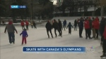 CTV Calgary: Olympians lace up for Skate Calgary
