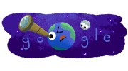 Google adorably celebrates NASA discovery