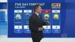 CTV Calgary: Break from wet weather!