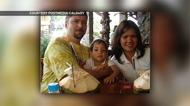 Duane Arthur Redelback pleaded guilty to manslaughter in the death of Ruth Degayo in a Calgary court on Thursday, February 23, 2017.