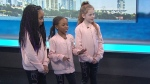Three Toronto-area dancers talk to CTV News Channel about their recent appearance on The Ellen DeGeneres Show.