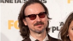 "This July 16, 2014 file photo shows U.S. director Matt Reeves during the Spain premiere of the movie ""Dawn of the Planet of the Apes"" in Madrid, Spain. (AP Photo/Abraham Caro Marin, File)"