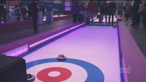 outdoor curling
