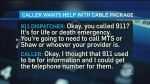 Nuisance 911 calls put strain on dispatchers