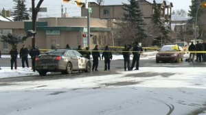 Death at intersection of Centre St and 12 Ave N