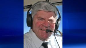 MRU flight instructor Reyn Johnson was laid to rest on February 24, 2017.