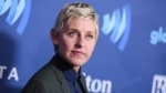 Ellen DeGeneres arrives at the 26th Annual GLAAD Media Awards held at the Beverly Hilton Hotel, in Beverly Hills, Calif. on March 21, 2015. (Richard Shotwell/Invision/AP, File)
