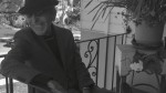 The music video for Leonard Cohen's 'Traveling Light' features the late Montreal singer ruminating on time and aging.