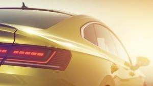 Teaser image of the 2017 Volkswagen Arteon (Volkswagen)