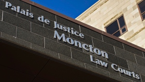 The Moncton Law Courts is seen in Moncton, N.B. on Tuesday, Sept. 9, 2014. (THE CANADIAN PRESS/Andrew Vaughan)