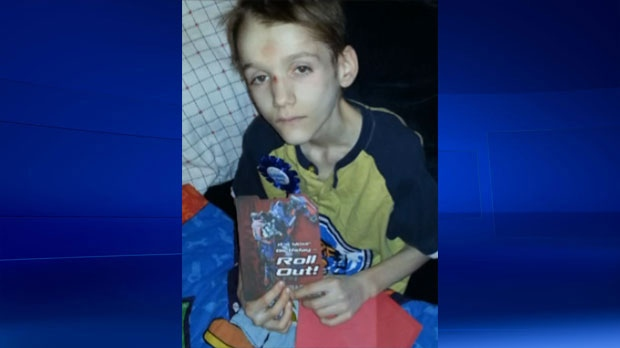 Alex Radita was 15-years-old when he died of starvation and untreated diabetes in 2013.