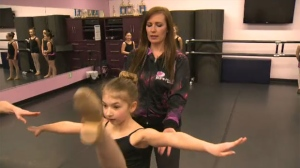 She's parlayed her passion for dance into a thriving Calgary business. Meet Nicola Kozmyk Jones in tonight's Athlete of the Week profile.