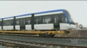 First Ion train makes its way to Waterloo