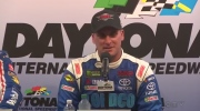 D.J. Kennington talks about qualifying for the Daytona 500
