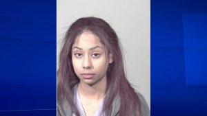 Krystal Jasmine Bullock, 21, is accused of defrauding two seniors she worked for as a caretaker of over $20,000.