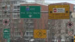 Anglophone rights advocates are asking for more bilingual road signs, saying many English-speakers don't understand the terminology currently being used.