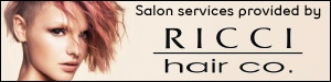 Ricci Hair Co. sponsorship