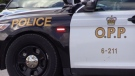Lambton County OPP are investigating an armed robbery at a commercial property in the early hours of Saturday, Feb. 25, 2017.