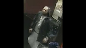 Police are searching for a suspect wanted in connection with a shooting outside the Thompson Diner. (Toronto police handout)
