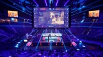 A permanent 15,000 square-foot e-sports facility is scheduled to open in Las Vegas. (AP Photo/John Locher)