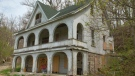 """The Cedars at 1266 Riverside Drive is one of ten properties deemed """"on the brink"""" in the ACO's 2017 List of London's at-risk heritage properties."""