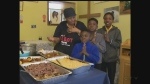 The historic Sandwich Town First Baptist Church hosted a Caribbean brunch on Saturday, Feb. 25, 2017 to celebrate Black History month.