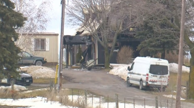 OPP are investigating a fatal fire at a group home in the Kawartha Lakes area.