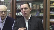 Ontario PC leader Patrick Brown met with Londoners on Saturday, Feb. 25, 2017 to talk about rising hydro rates and their impact on small businesses.