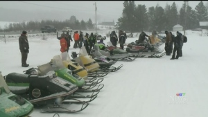 CTV Northern Ontario: Retro Sleds