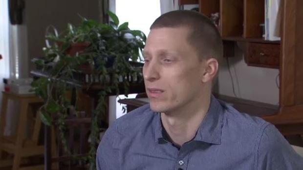 Kimberlee Kasatkin's brother Roger Grafstrom (CTV)