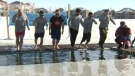 Polar Plunge for Special Olympics - Arbour Lake