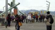 free press protest