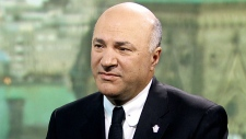 Conservative leadership candidate Kevin O'Leary