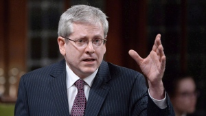 NDP MP Charlie Angus has officially entered the NDP leadership race. (THE CANADIAN PRESS/Adrian Wyld)