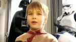 Autistic boy gets bigger, better birthday