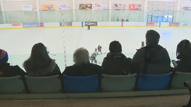 "Hockey Edmonton says they have suspended a number of parents following ""unacceptable incidents."""