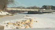 Shortest season ever for Red River skating trail