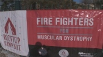 Firefighters raise money for muscular dystrophy