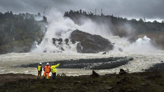 U S  rejects $306M for repair of nation's tallest dam | CTV News