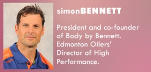 Simon Bennett - Bio